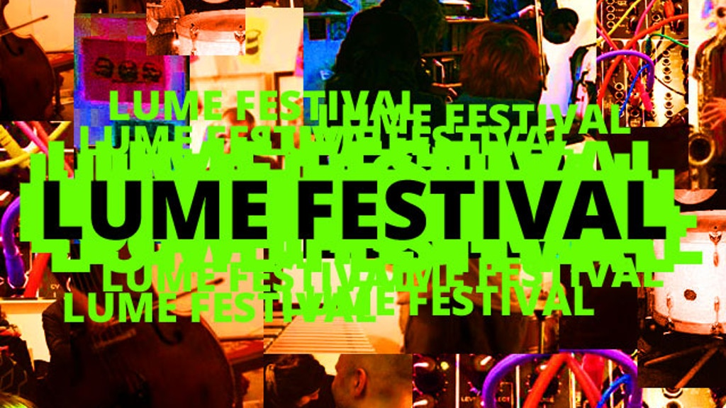 LUME Festival 2016 project video thumbnail