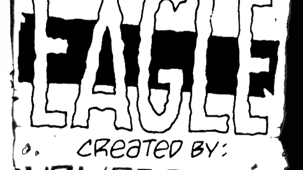 Neil Vokes Eagle & Death's Dark Angel Return to Comics! project video thumbnail