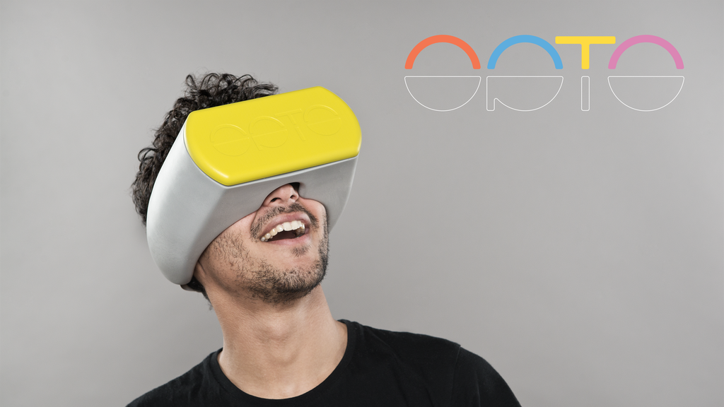 Opto - Virtual Reality for the living room project video thumbnail