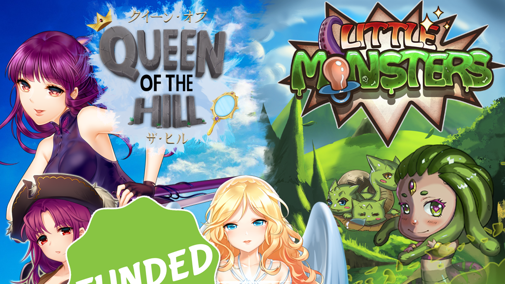 Queen of the Hill & Little Monsters project video thumbnail