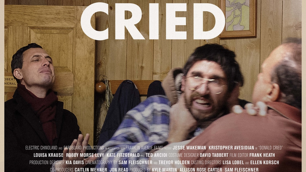 Donald Cried project video thumbnail