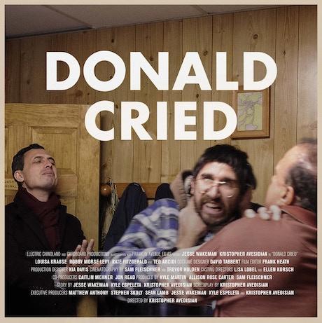 Resultado de imagen para donald cried