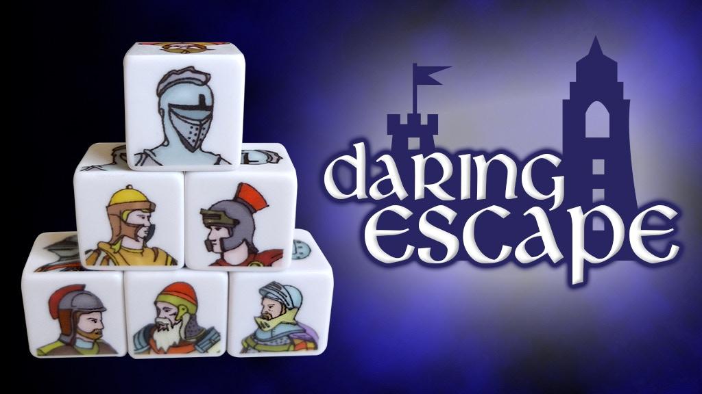 Daring Escape project video thumbnail