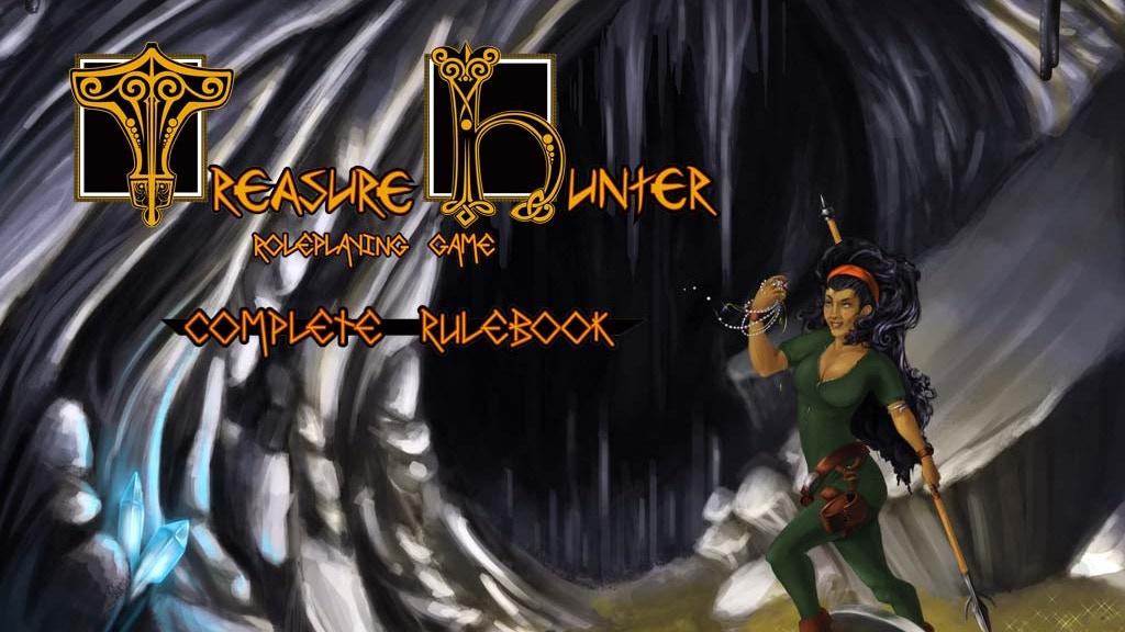 Project image for Treasure Hunter