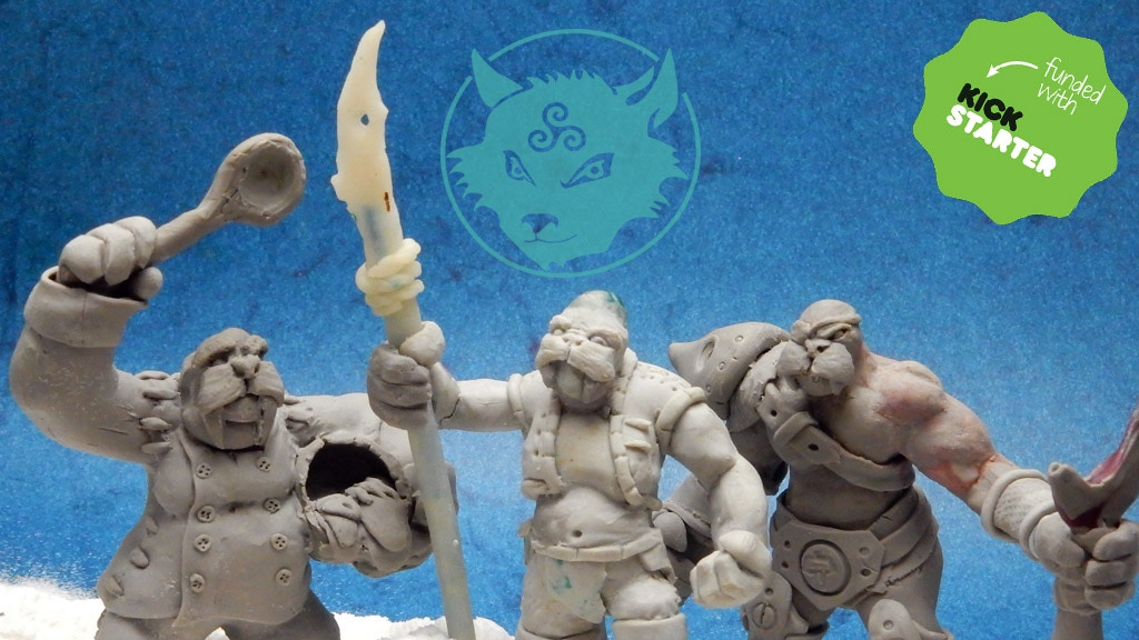 Aiviq Miniatures from Ekmel Sword project video thumbnail