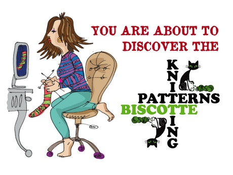 The Biscotte Knitting Patterns App By Biscotte Yarns Community