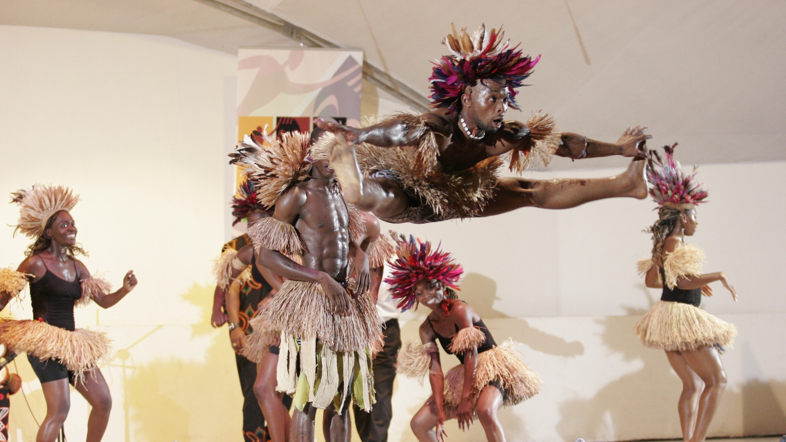 The Music, Dance & Arts & Culture of Cameroon by Daniel