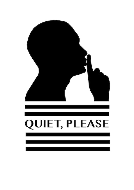 will you please be quiet please pdf