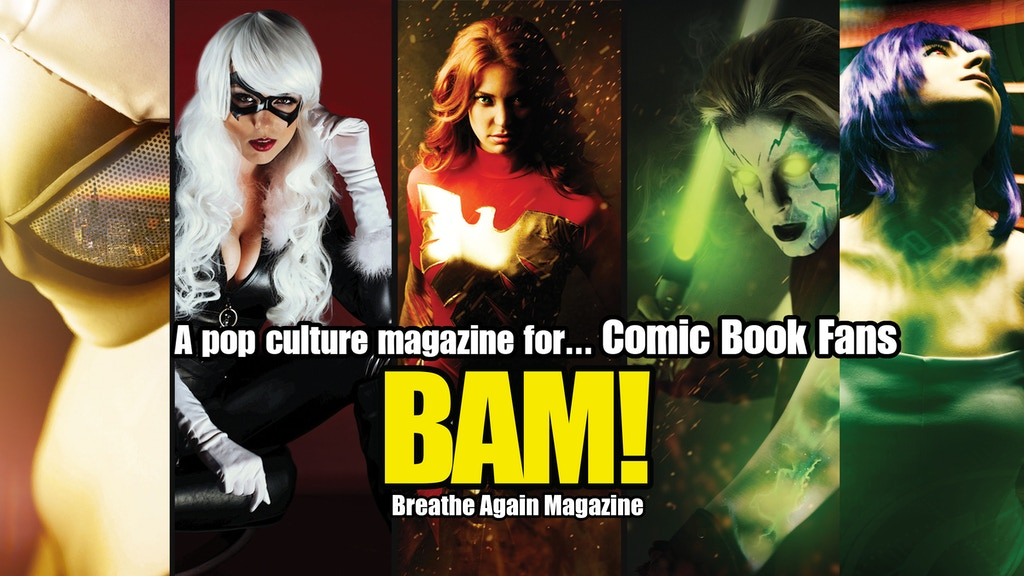 BAM ISSUE 6 project video thumbnail
