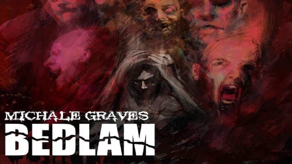 "Michale Graves ""Bedlam"" Monster Acoustic CD project video thumbnail"