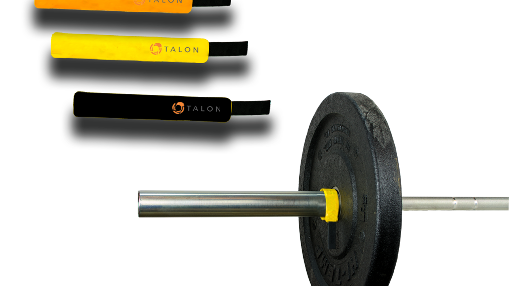 Talon barbell collar by prx performance by brian brasch for Prx performance