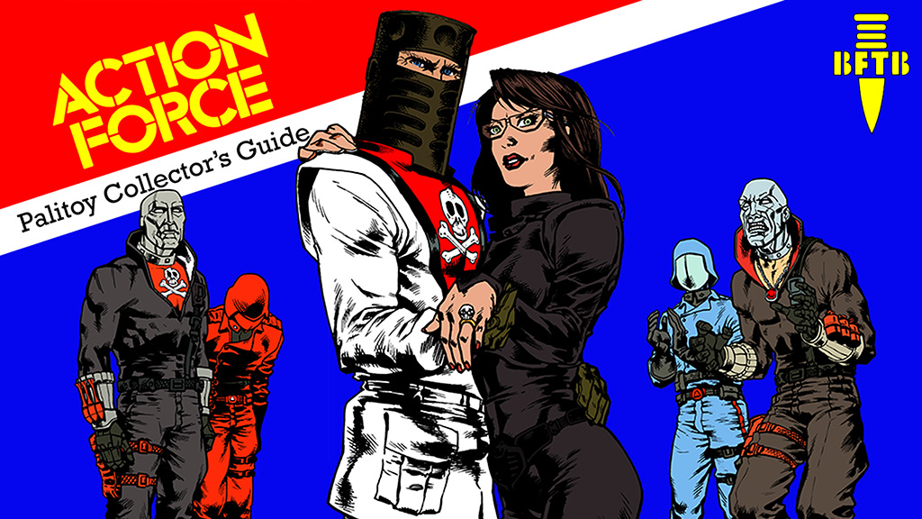 A comprehensive guide to the Action Force and Red Shadows toys by Palitoy, as featured at www.bloodforthebaron.com