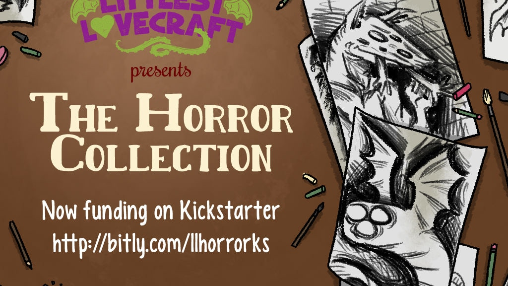 Littlest Lovecraft: The Horror Collection project video thumbnail