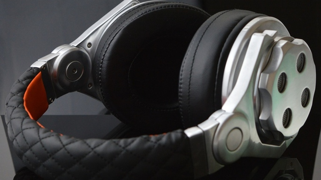 World's First Open & Closed Headphone project video thumbnail