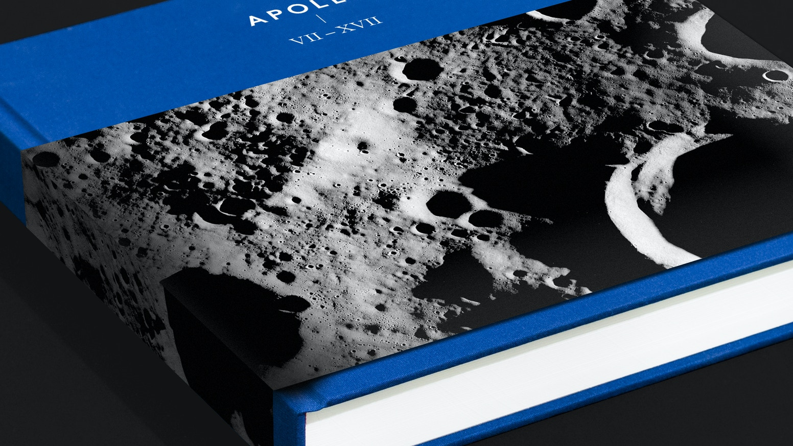 A stunning coffee table book that encapsulates the photographs by some of history's most iconic photographers — the Apollo astronauts.