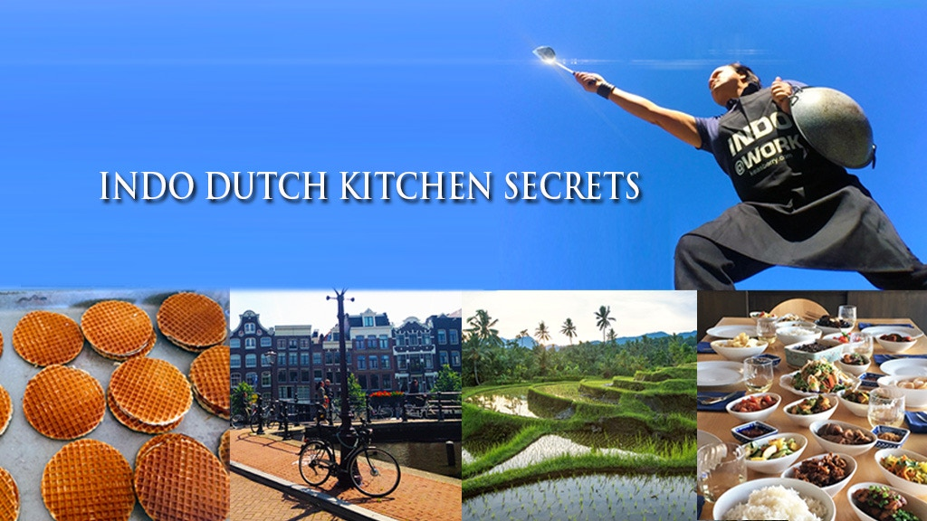 Indo Dutch Kitchen Secrets project video thumbnail