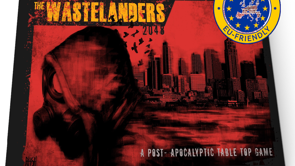 Wastelanders: 2048 - A Card Game project video thumbnail