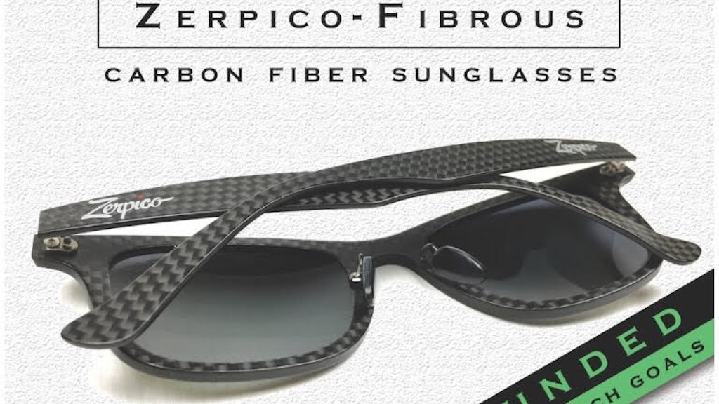 098af9530f Zerpico - Carbon Fiber Sunglasses by Zerpico - The world through our ...