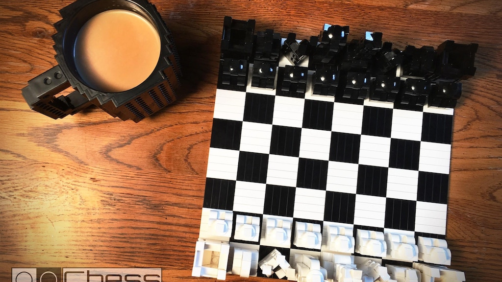 CHESS BY PIECES project video thumbnail