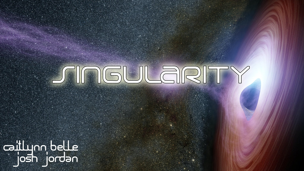 Singularity project video thumbnail