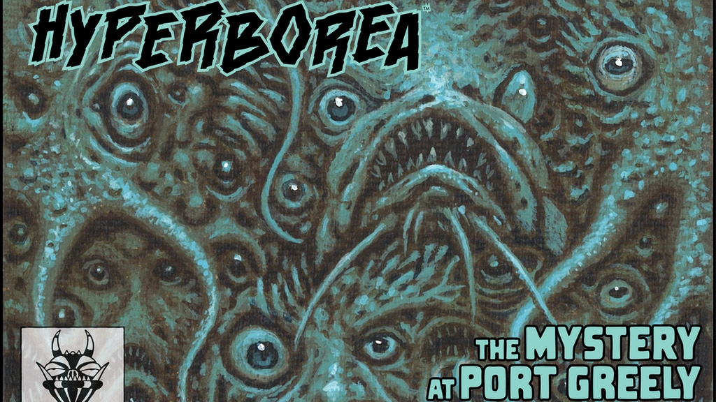 HYPERBOREA: The Mystery at Port Greely project video thumbnail