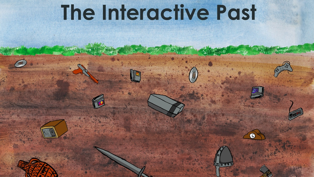 The Interactive Past: A Book on Video Games and Archaeology project video thumbnail