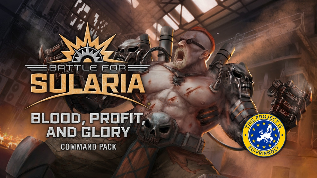 Battle for Sularia: Blood, Profit, and Glory project video thumbnail