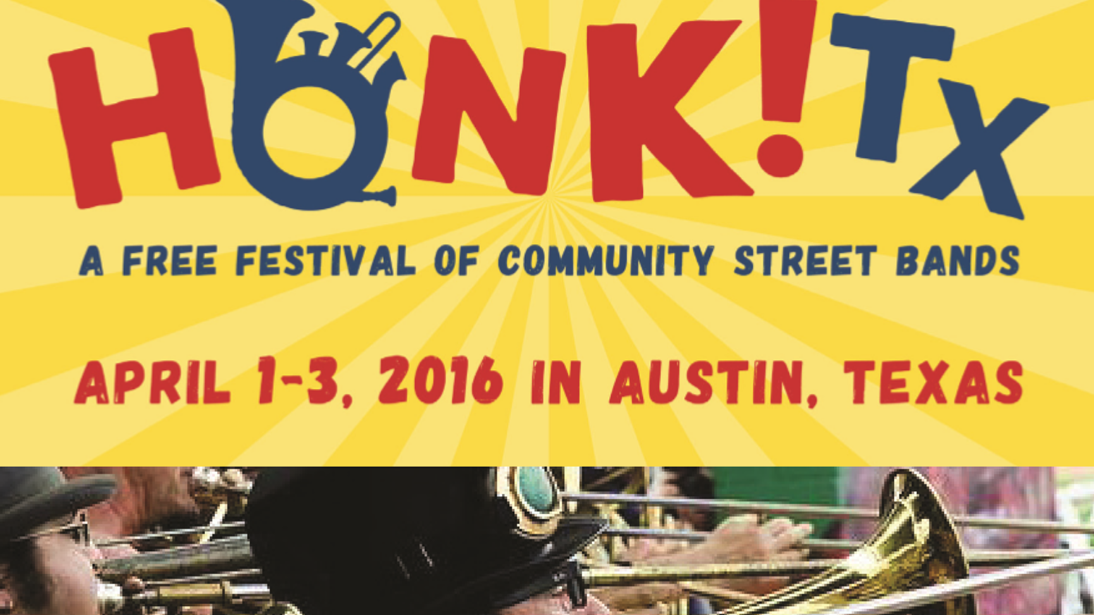 HONK!TX 2016: Music & Magic in the Streets of Austin by