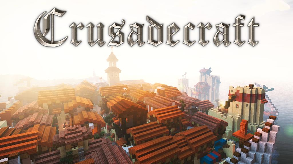 Crusadecraft Minecraft Historical Roleplay Server By
