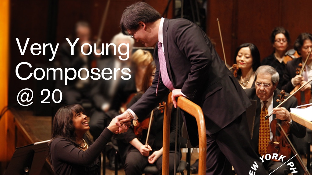 Very Young Composers @ 20! project video thumbnail