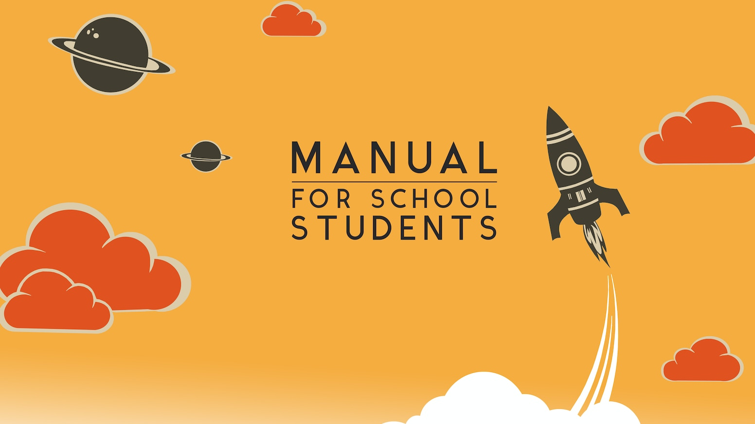 Written BY and FOR school students, this Manual is a powerful tool to create active students, active citizens and better societies.