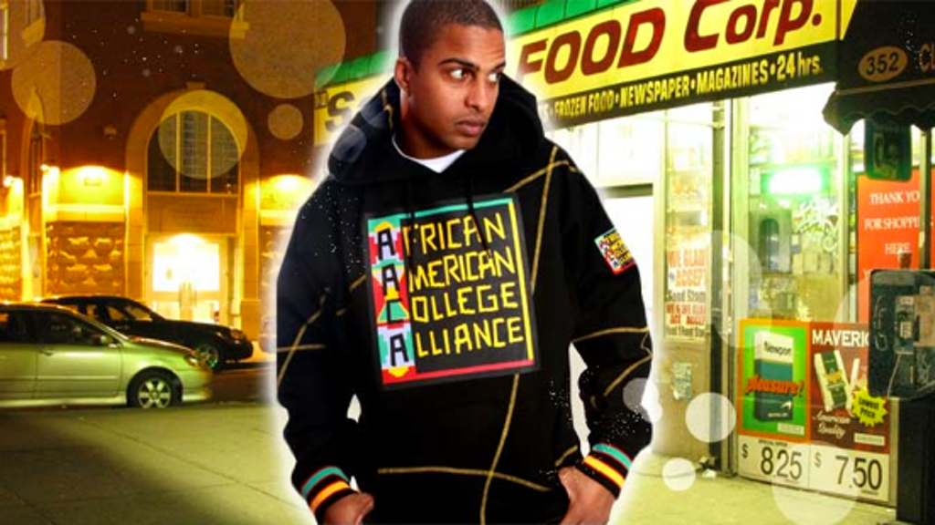 African American College Alliance Clothing project video thumbnail