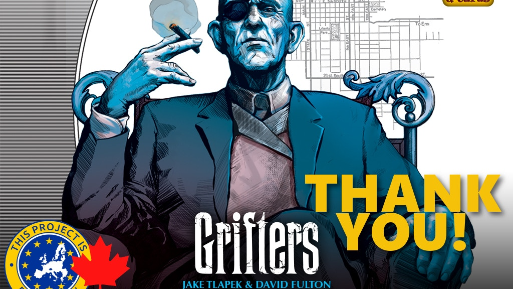 Grifters project video thumbnail