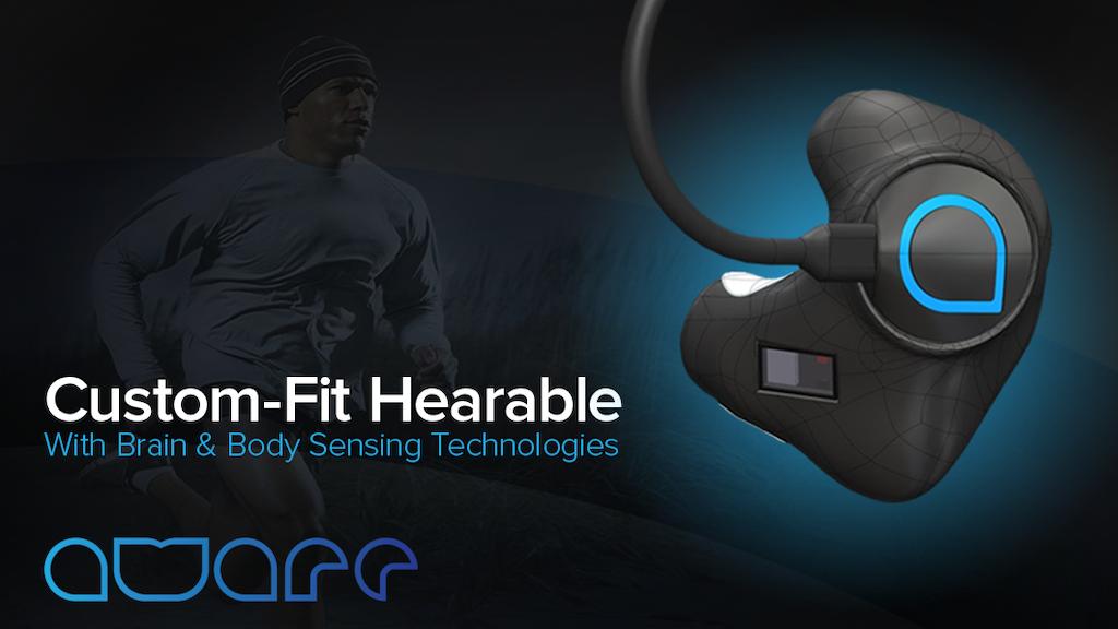 The Aware - Kickstart the hearable revolution project video thumbnail
