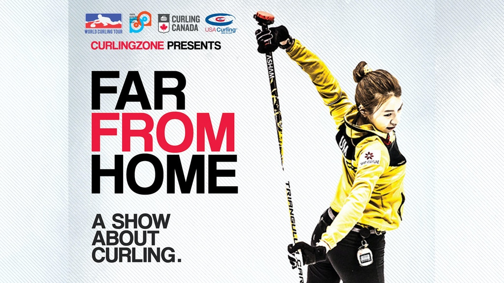 Project image for Far From Home: A Series About Curling