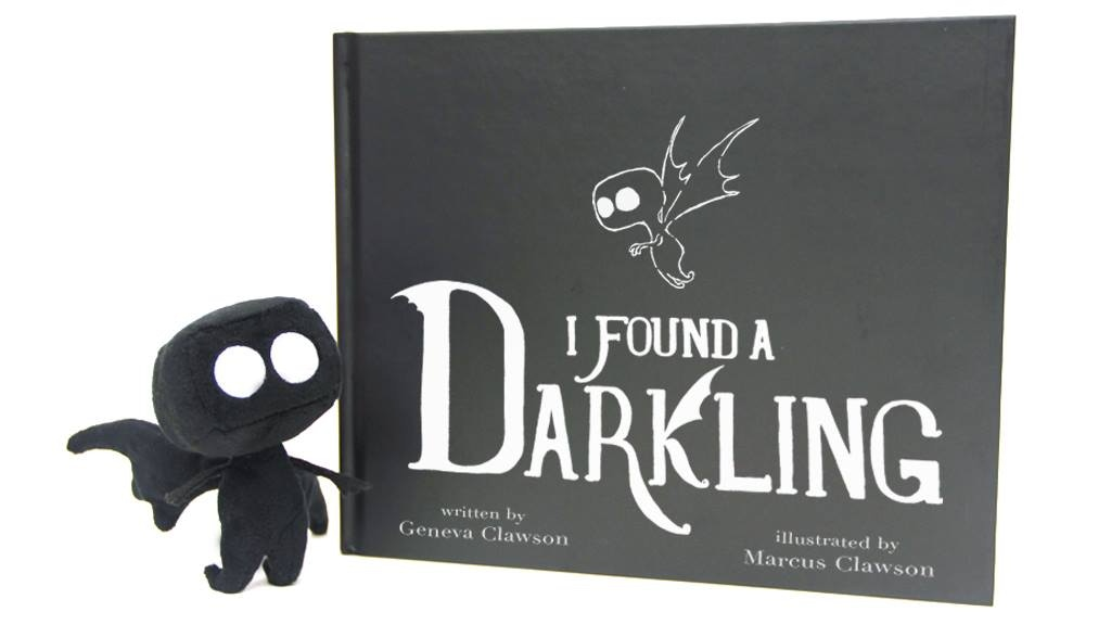 I Found a Darkling: A Children's Book project video thumbnail