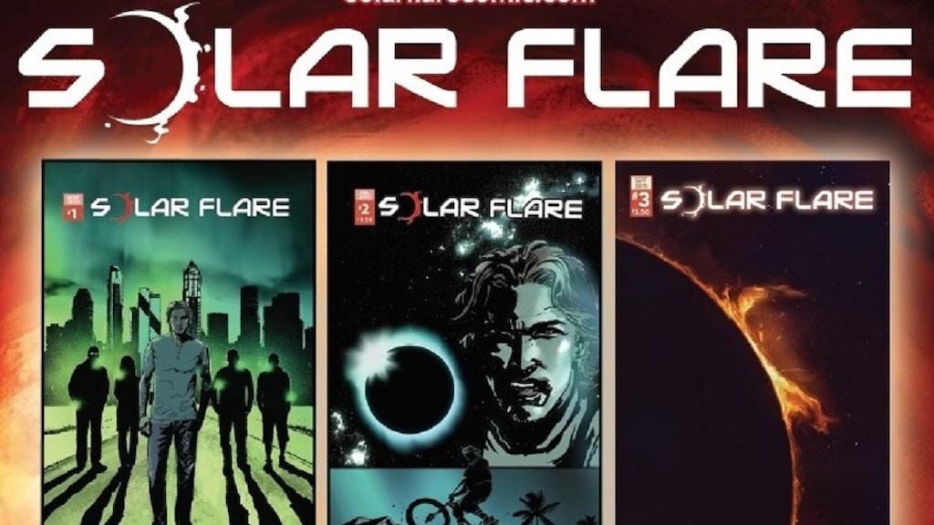 Solar Flare #5 by James Haick & Branko Jovanovic project video thumbnail