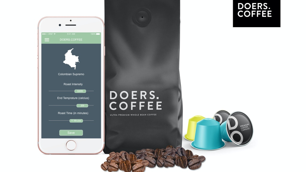 DOERS Coffee | 100% Your Custom Roasted Coffee Delivered project video thumbnail