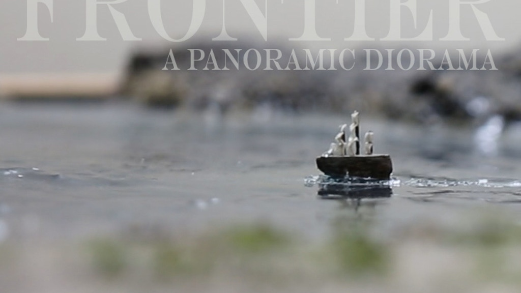 Frontier - A Panoramic Diorama Installation project video thumbnail