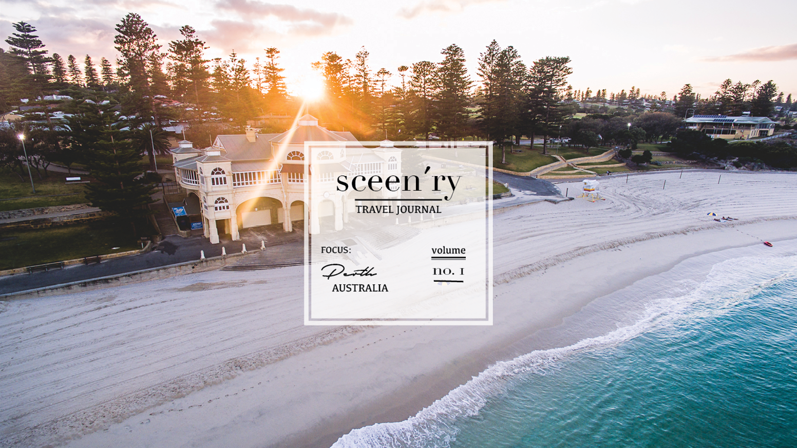Join Sceen'ry in printing Volume 1, Perth WA. Crafted by local creatives, photographers, artists, business owners and writers for you.