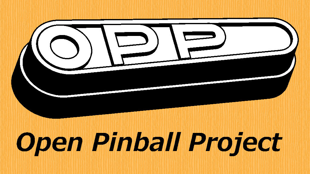 Open Pinball Project - Open Source Pinball Hardware for All project video thumbnail