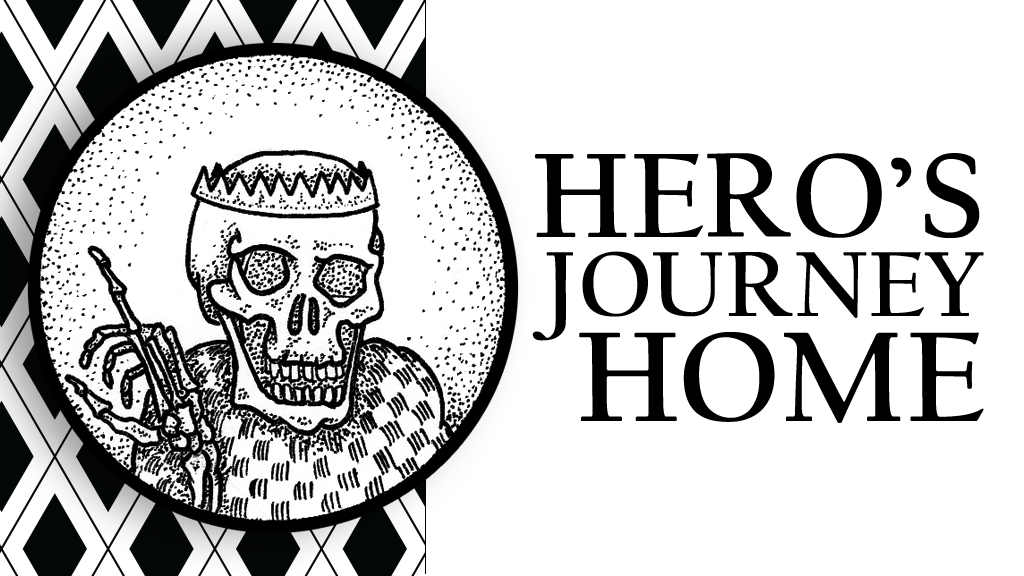 Hero's Journey Home - Old School Fantasy Tabletop Card Game project video thumbnail