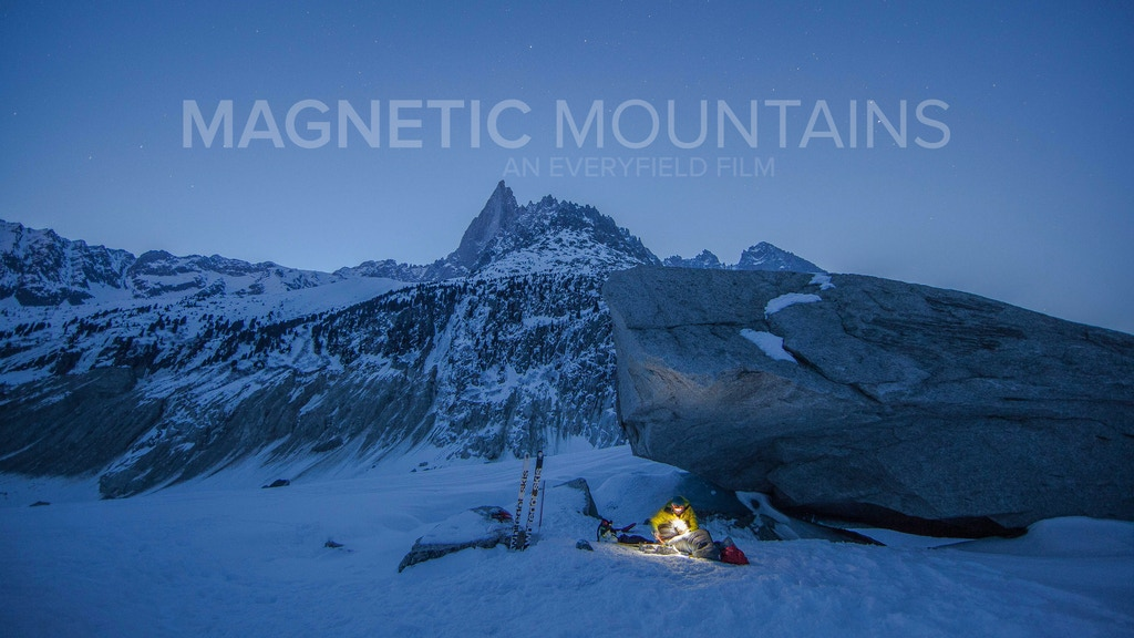 Magnetic Mountains project video thumbnail