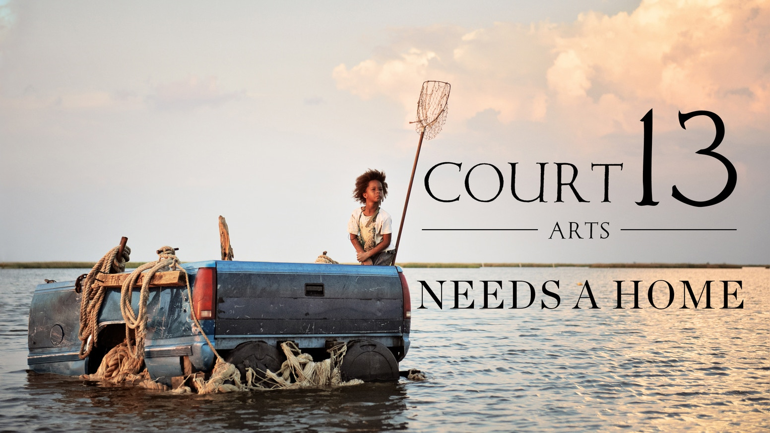 Help Court 13 Arts create a home for community-based art, filmmaking, and creativity in New Orleans and beyond!