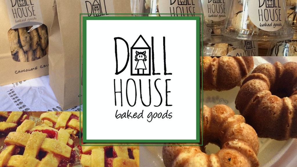 Project image for Doll House Baked Goods