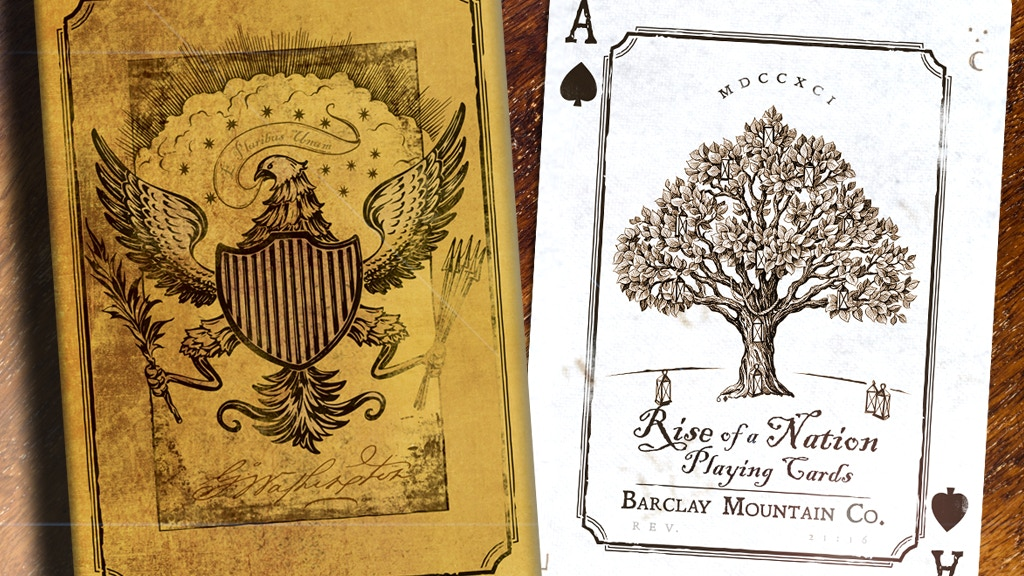 Rise of a Nation Playing Cards project video thumbnail