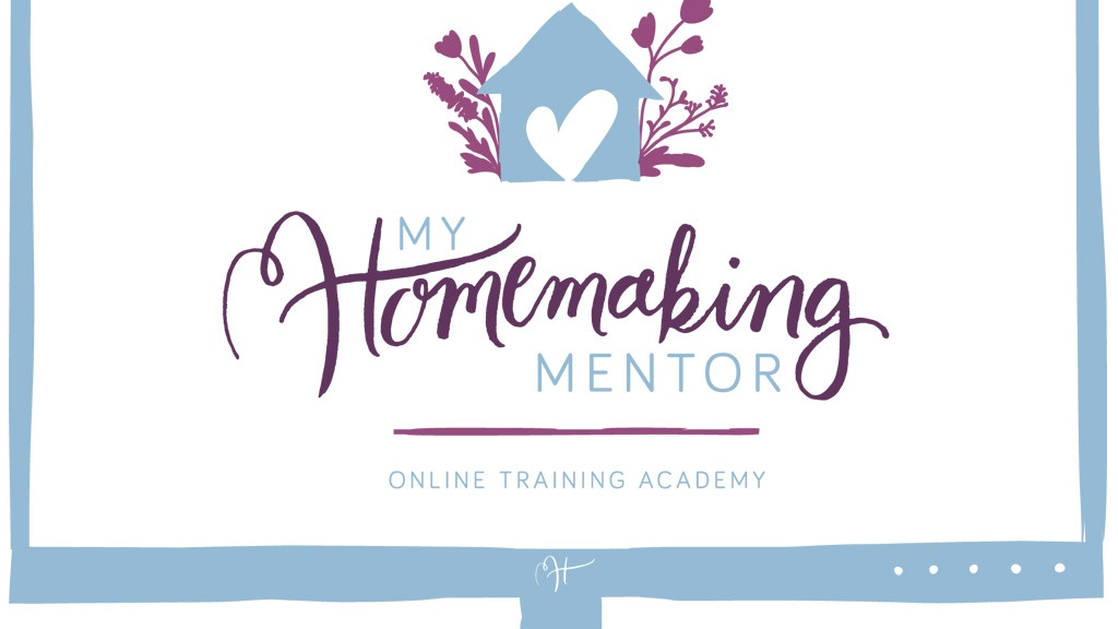 My Homemaking Mentor - Online Training Academy project video thumbnail