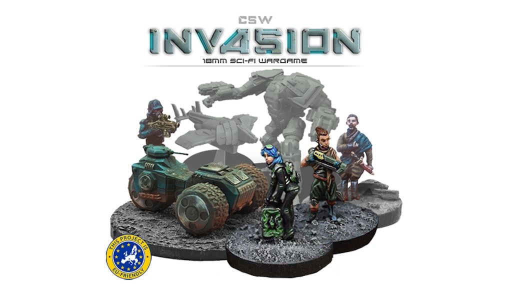 Project image for CSW: INVASION (Canceled)