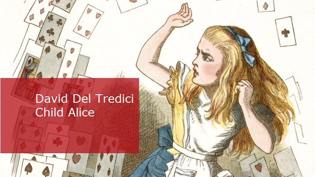 David Del Tredici - Child Alice project video thumbnail