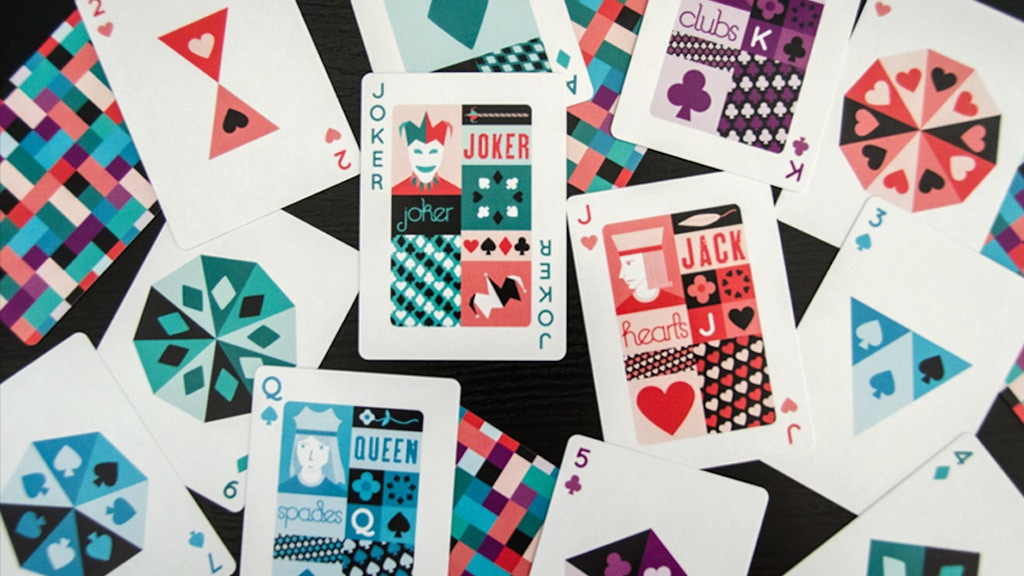 Project image for TINC DECK PLAYING CARDS
